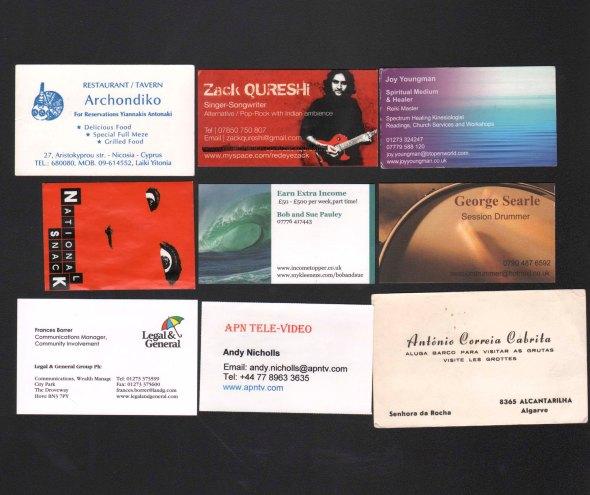 tim letter cards